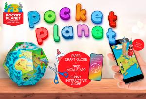 Pocket Planet Galéria